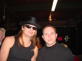 Troy and Kid Rock